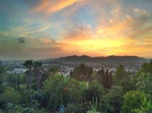 Ibiza Garden View